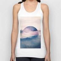 sleep Tank Tops featuring sleep. by Monika Traikov