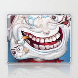 Faces chat Laptop & iPad Skin