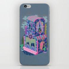 Diamond House iPhone Skin