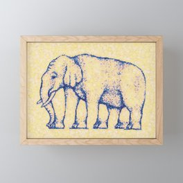 Just One More Leg Framed Mini Art Print