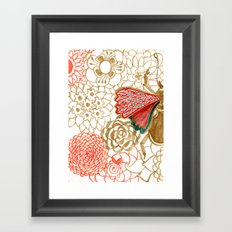 Pacita Framed Art Print