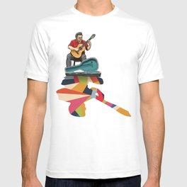 Walking Shadow, Guitarist T-shirt