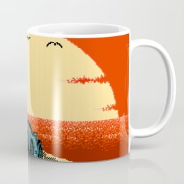Ibiza Sunset Chillout Coffee Mug