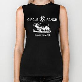 Circle S Ranch Biker Tank