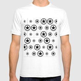 Army stars T-shirt