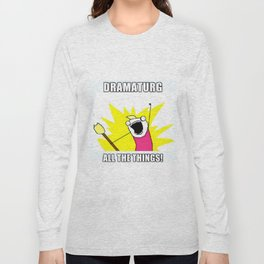 All the Things Long Sleeve T-shirt