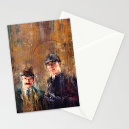 Sherlock Special Stationery Cards