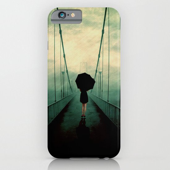 Walk away iPhone & iPod Case