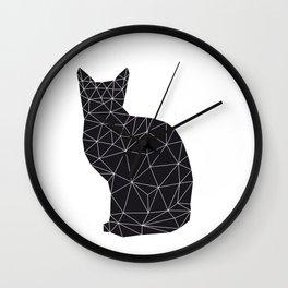 Meow Wall Clock