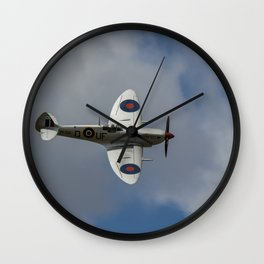 The Fly Past Wall Clock