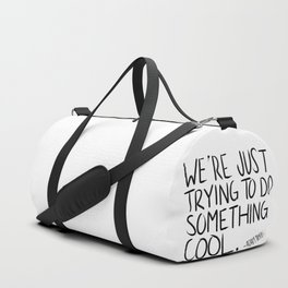 Something Cool Duffle Bag