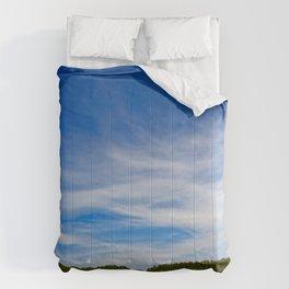 Wye Island Sky Field - Eco Harmony Comforters