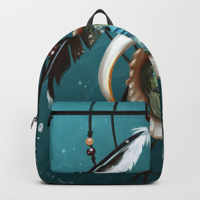 Pendant - The Heart of the Ocean Backpack