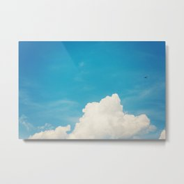 Oh To Rise Above Metal Print