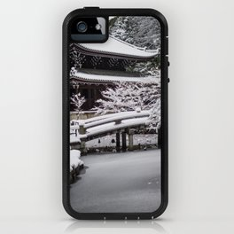 Kyoto Winter 2015 iPhone Case