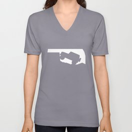 Oklahoma Jeepers Unisex V-Neck