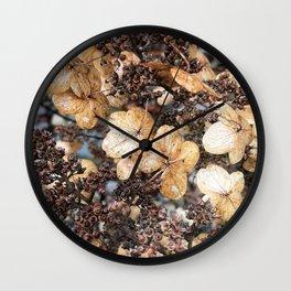 Mocha Morning Wall Clock