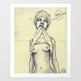 008 Vincent Art Print