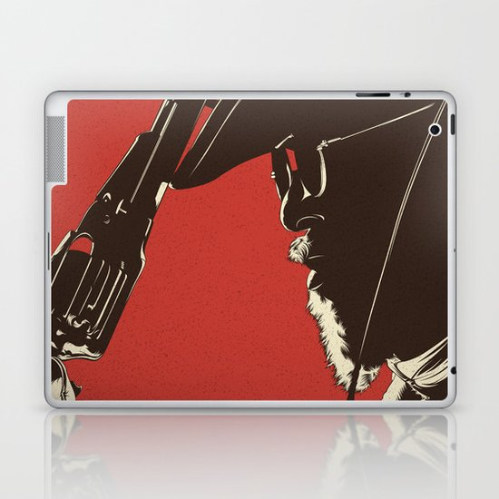 D. U. Laptop & iPad Skin