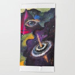 Third Eye Beach Towel
