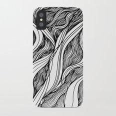 deep sea Slim Case iPhone X