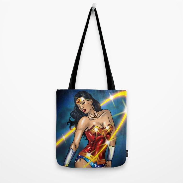 Diana Prince  Tote Bag