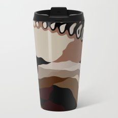 Around the Horn Metal Travel Mug