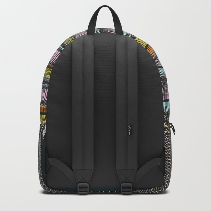 Not Whaling / Imperfect Lines Backpack