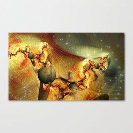Saturnalia Canvas Print