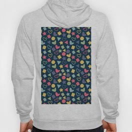 Colorful Lovely Pattern XI Hoody