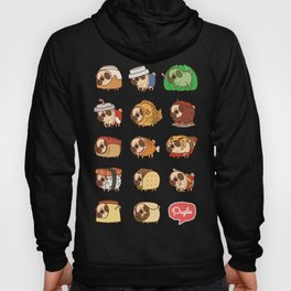Puglie Food Collection 1 Hoody