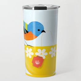 Put The Kettle On Travel Mug