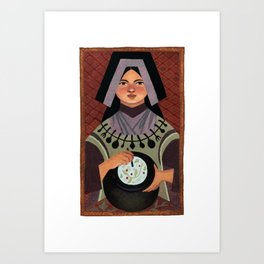 The Brewer Art Print