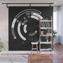 TIME2SHARE Wall Mural