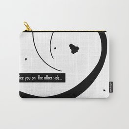 See you...2 Carry-All Pouch