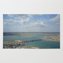 Bridge To Hampton Rug
