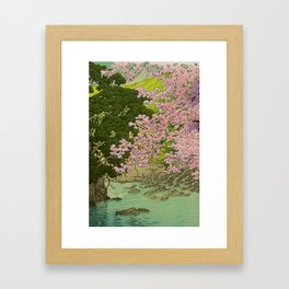 Shaha - A Place Called Home Framed Art Print