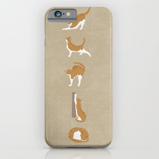 Cat Ballet iPhone & iPod Case