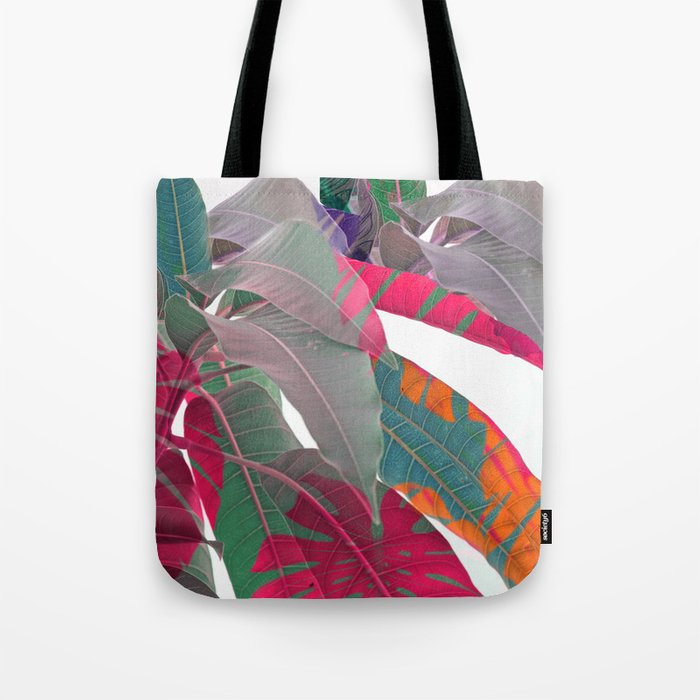 Tropical abstract(5) Tote Bag