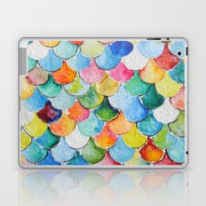 Fish Scales  Laptop & iPad Skin