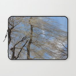 Blowing in the Wind Laptop Sleeve