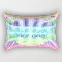 The Alien Rectangular Pillow