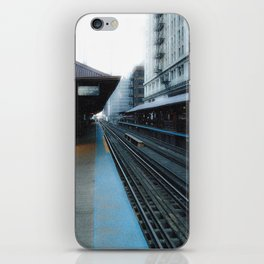 Quincy Station iPhone Skin
