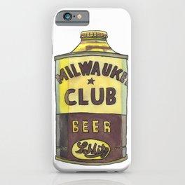 Vintage Beer 1 iPhone Case