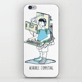 Wearable Computing iPhone Skin