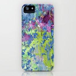 Monet ish iPhone Case