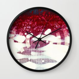 emergence candy Wall Clock