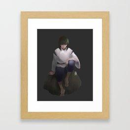 Kohaku Framed Art Print