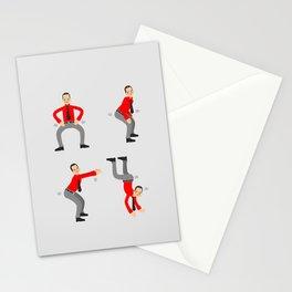 KRAF-TWERK Stationery Cards