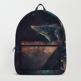 Galaxy Dragon Backpack